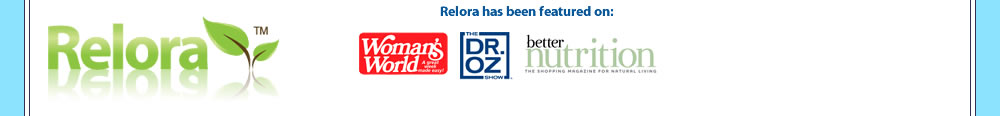 Relora Natural Stress Relief